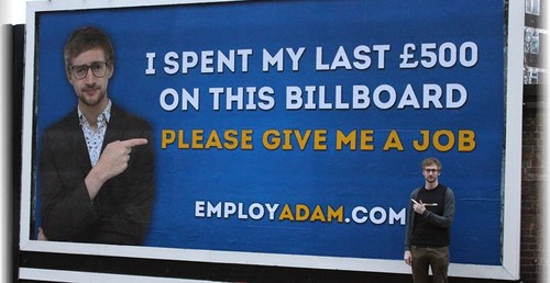 Adam Pacitti billboard CV