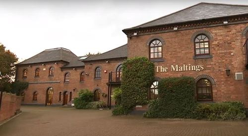 The Maltings today