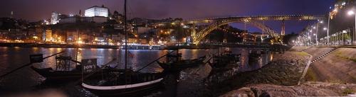 Hafen von Portugal - Leben und Arbeiten in Portugal