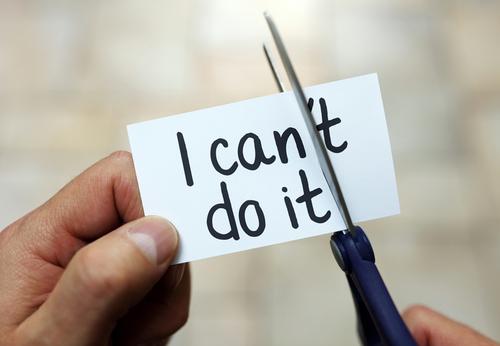 can-do attitude
