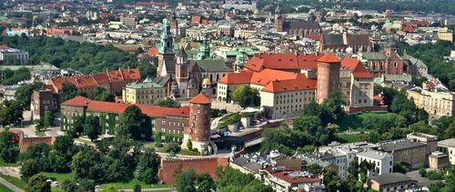 Aussicht auf Krakau - Leben und Arbeiten in Polen