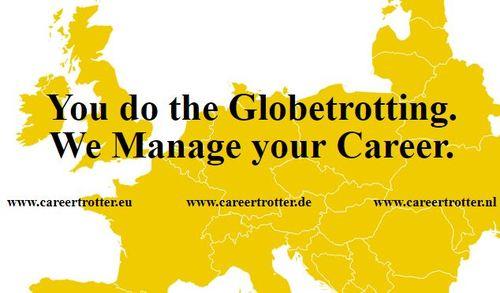 Careertrotter - werken in het buitenland