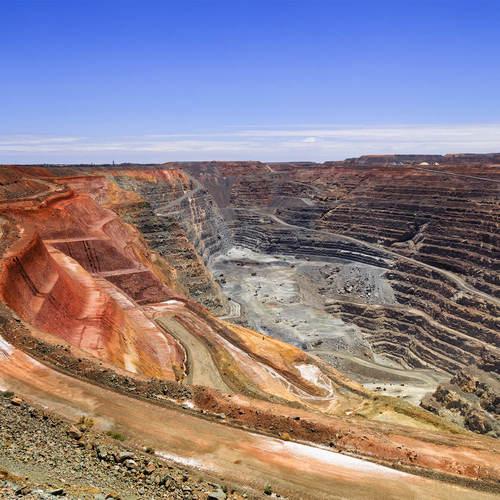 Kalgoorlie Gold Mine Western Australia