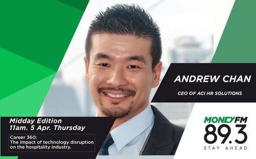 Andrew Chan MoneyFM