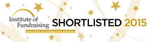 Institute of fundraising shortlist