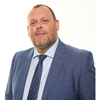 Matthew Dann Director of Thorn Baker Industrial Recruitment