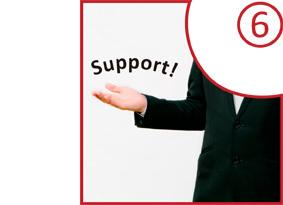 お仕事ご紹介サービスのプロセス6-入社および入社後のケア